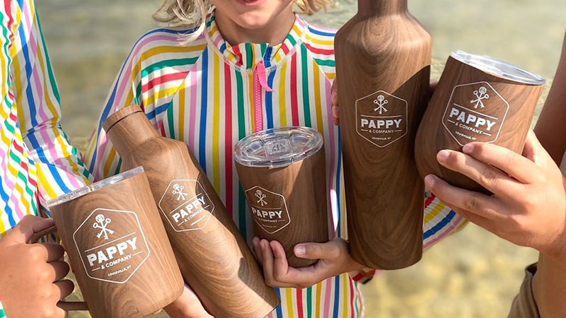 Pappy & Co. Cups