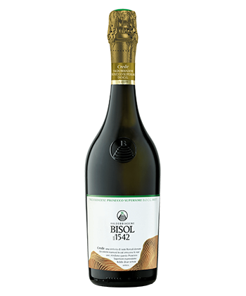 Bisol Crede Prosecco Superiore 2017 is one of the 12 best wines from Wine.com
