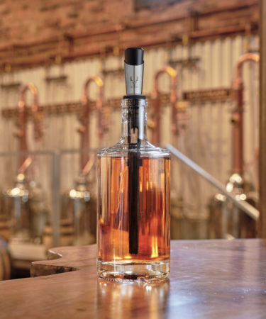 Every Bourbon Lover Should Have This Whiskey Aging Kit