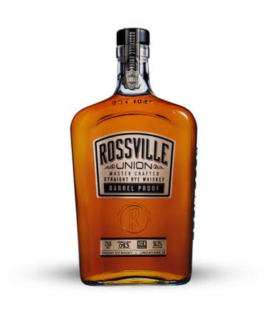 Rossville Union Straight Rye Whiskey Barrel Proof