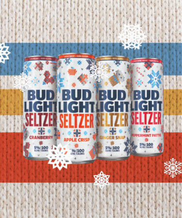 The New Bud Light Ugly Sweater Seltzer Flavors, Tasted and Ranked