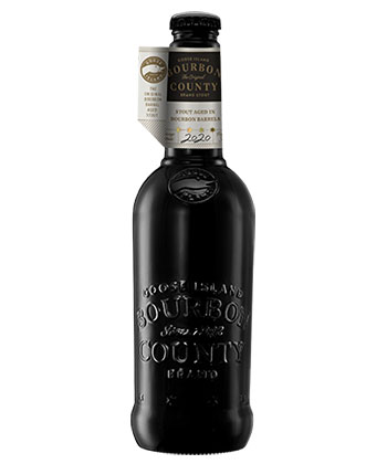 Bourbon County Stout is one of the Goose Island Bourbon County Stout variants for 2020