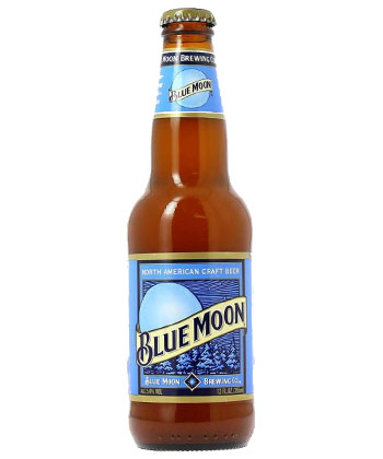 Blue Moon is one of the top 25 most important American beers of all time