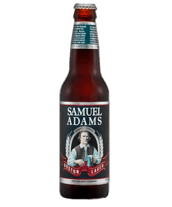 Samuel Adams is one of the top 25 most important American beers of all time