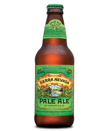 Sierra Nevada is one of the top 25 most important American beers of all time