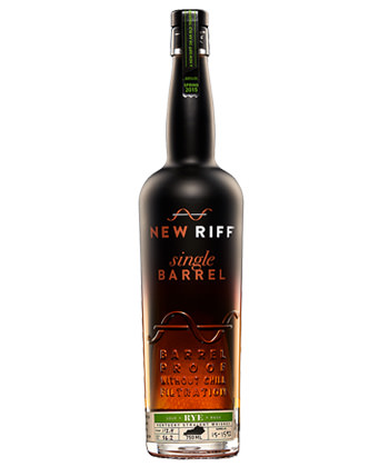 New Riff is one of the 20 Best Rye Whiskey Brands of 2020