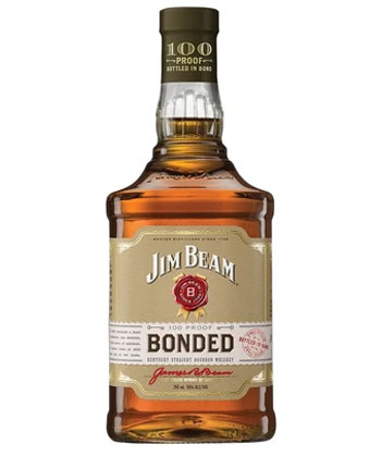 Jim Beam Bonded is one of the best bottled in bond bourbons according to bartenders