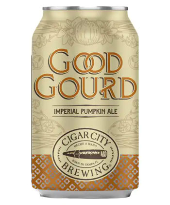 Cigar City Good Gourd is one of the best pumpkin beers according to brewers