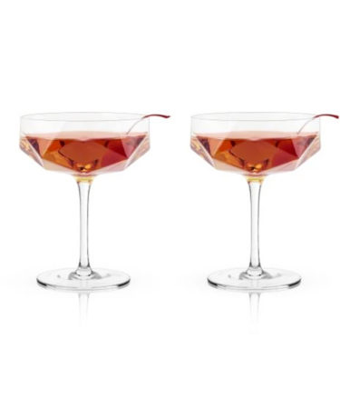 Get 25% off These Coupe Glasses Today Only