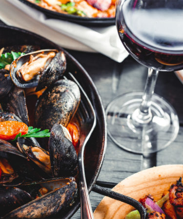 Beaujonomie by the Sea: Beaujolais Is an Unexpected Pairing With Seafood
