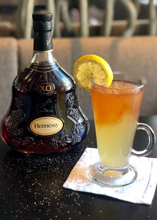 Hennessy Hot Toddy