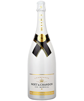 Putting Ice in wine: Moet & Chandon Ice Impérial