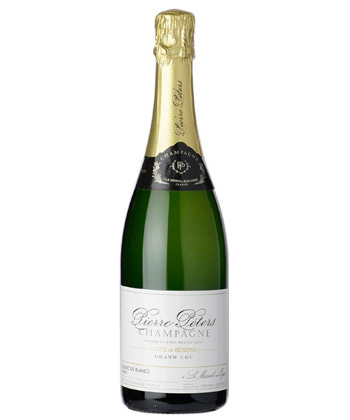 The 10 Best Champagnes Recommended by Somms: Pierre Peters Reserve Grand Cru Blanc de Blancs