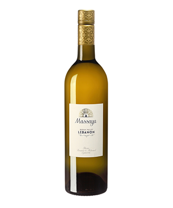 Massaya Blanc is one of the 50 best wines of 2020