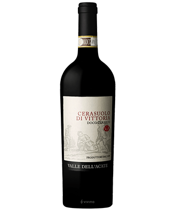 Valle dell'Acate Cerasuolo di Vittoria Classico DOCG 2015 is one of the 50 best wines of 2020