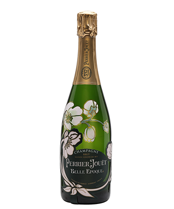 Perrier-Jouet Belle Epoque - Fleur de Champagne Millesime Brut 2012 is one of the 50 best wines of 2020