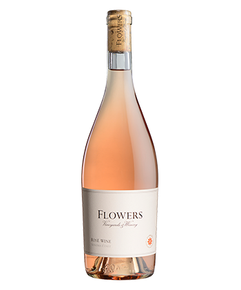 Flowers Sonoma Coast Rosé 2019 is one of the best 50 wines of 2020