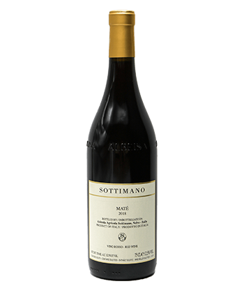 Sottomano Mate Rosso is one of the 50 best wines of 2020