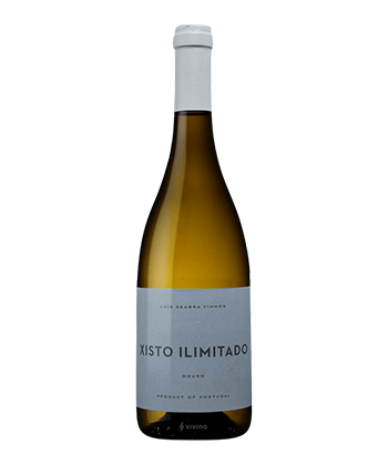 Luis Seabra 'Xisto Ilimitado' Branco 2018 is one of the 50 best wines of 2020