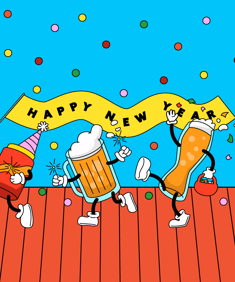 10 of the Best Beers for Your New Year's Eve Celebration