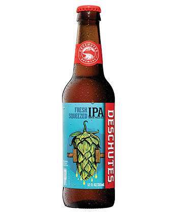 Deschutes Fresh Squeezed IPA is one of the Most Important IPAs Right Now (2020)
