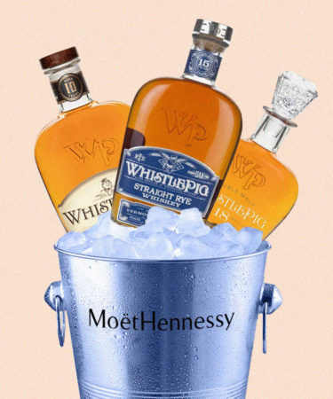 Moët Hennessy Invests in Cult Vermont Whiskey Brand WhistlePig