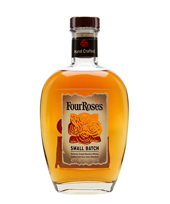 The 50 Best Spirits of 2020: Four Roses Small Batch