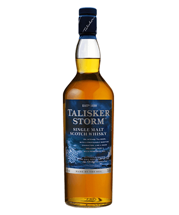 The 50 Best Spirits of 2020: Talisker Storm