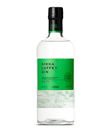 The 50 Best Spirits of 2020: Nikka Coffey Gin