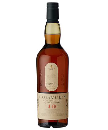 The 50 Best Spirits of 2020: Lagavulin Islay 16 Year