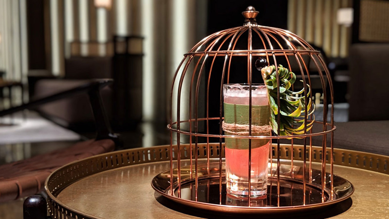 The 50 Most Popular Cocktails in the World: Jungle Bird
