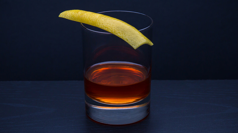 The 50 Most Popular Cocktails in the World: Sazerac