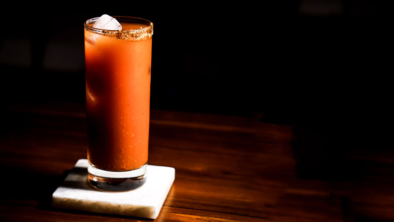 The After Hours Bloody Maria
