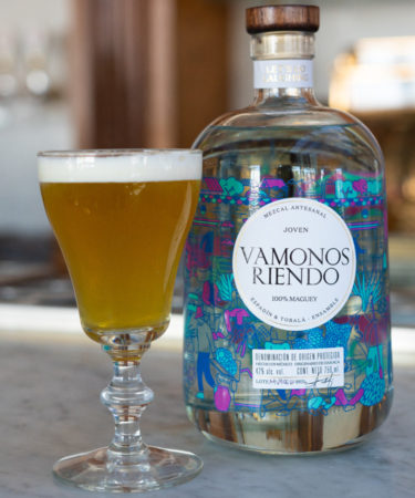 The Oaxacan Ginger Toddy Recipe