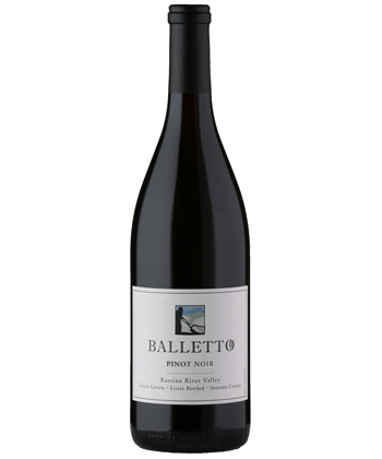 The Best Red Wines for 2021: Balletto Pinot Noir