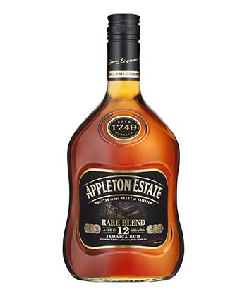 Sipping rums: Appleton Estate 12-Year