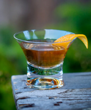Every Whiskey Lover Needs These Manhattan Glasses