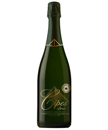 5 Canadian Wines To Try: Summerhill Pyramid Winery Cipes Brut