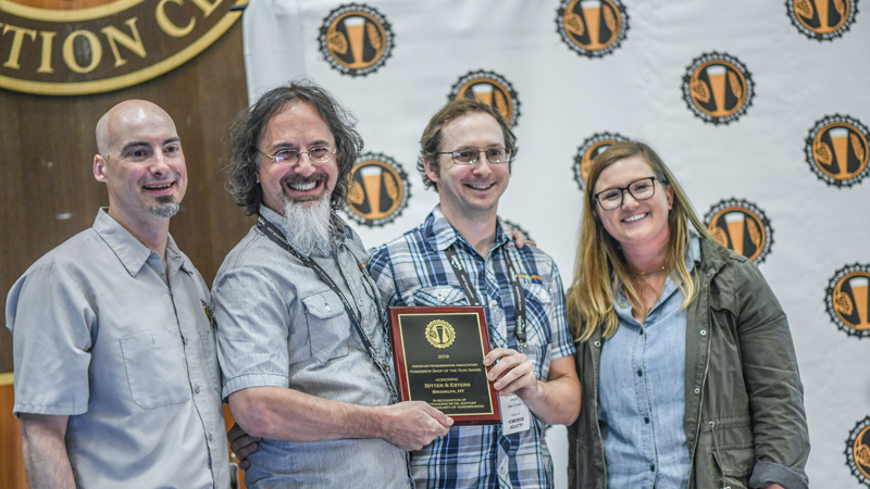 Homebrewers association national competition