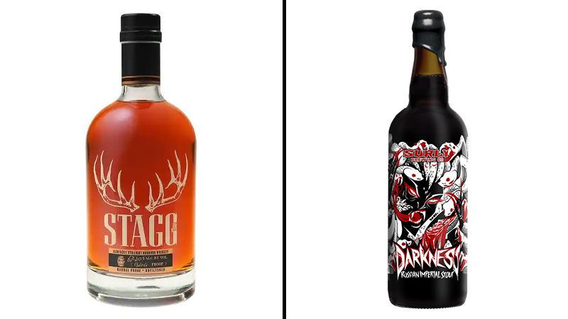 Stagg Jr. + Surly Brewing Darkness Imperial Stout