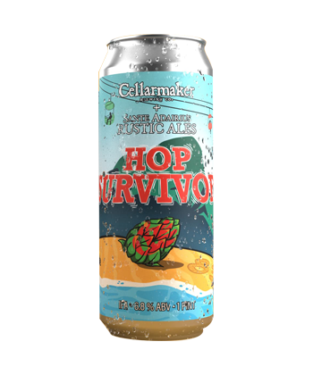 Hop Survivor is one of the best collaboration beers of 2021