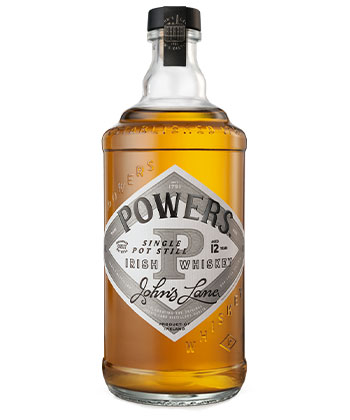 Powers John's Lane is one of the best St. Patrick's Day drinks.