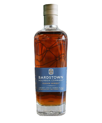 Bardstown Fusion Series #4 is one of the best new bourbons.