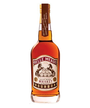 Belle Meade is one of the best new bourbons.