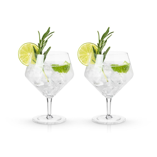 The best glasses for gin and tonics