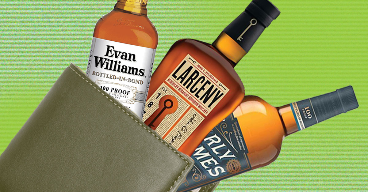 9 of the Best Cheap Bourbons Under $30