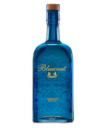 Bluecoat American Dry is one of The 30 Best Gins for 2021