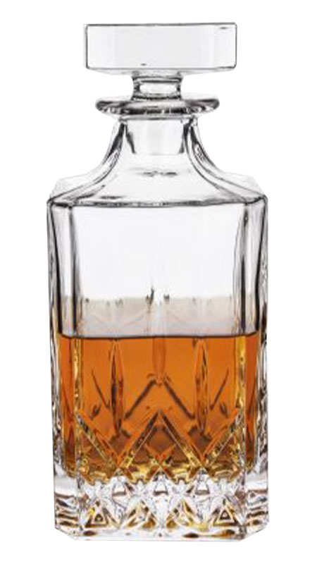 The best whiskey decanter for nice whiskey
