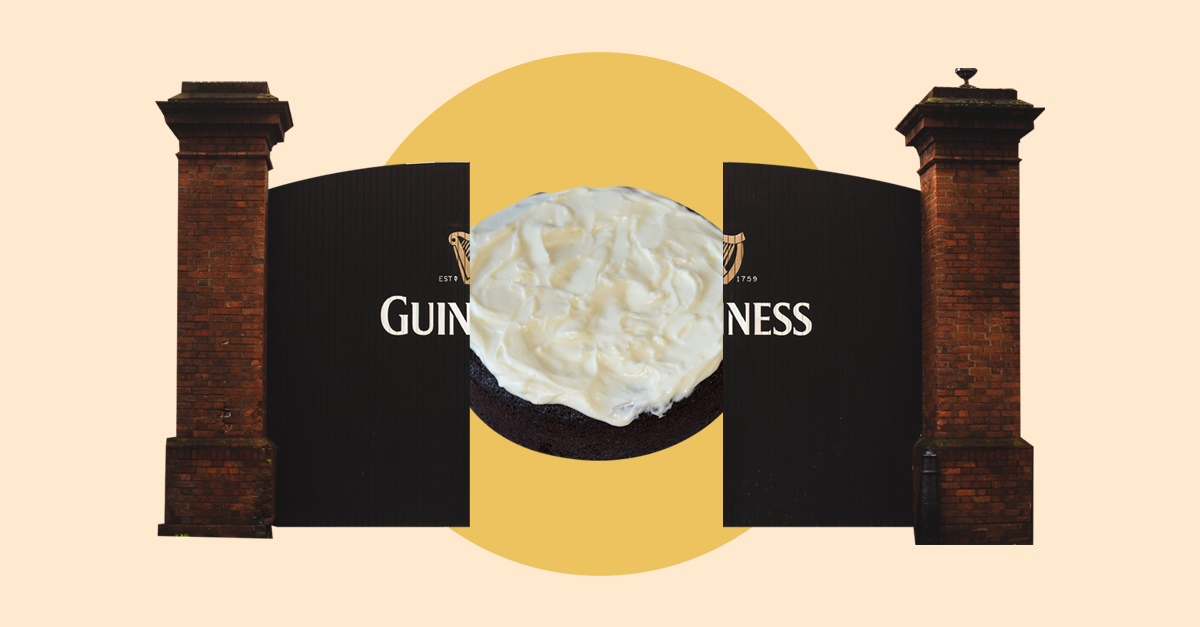Guinness Chocolate Cake Is the Weekend Bake We All Need Right Now