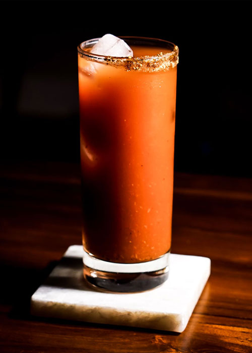The After-Hours Bloody Maria is one of the most essential and popular tequila cocktails.